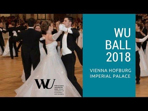 Vienna Ball of Vienna University of Economics and Business 2018