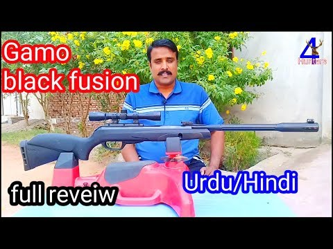 QUICK REVIEW OF GAMO BLACK FUSION IGT by jalil freediver