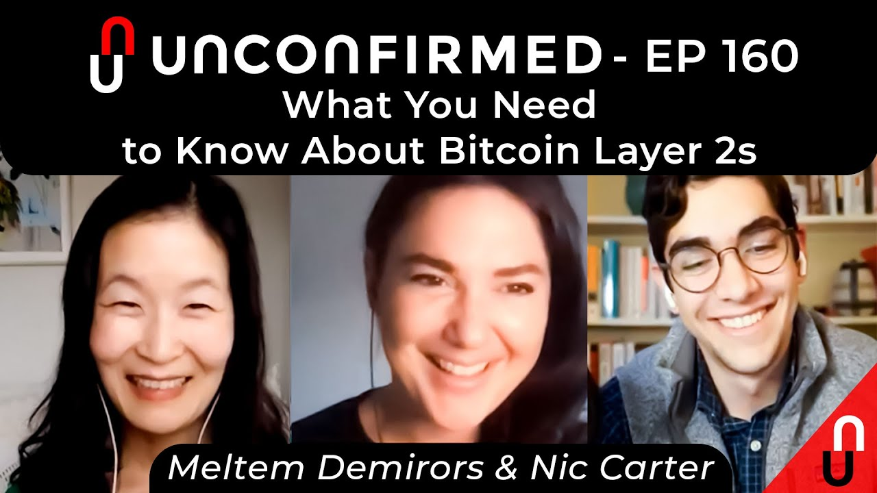 What You Need to Know About Bitcoin Layer 2s - Ep.160