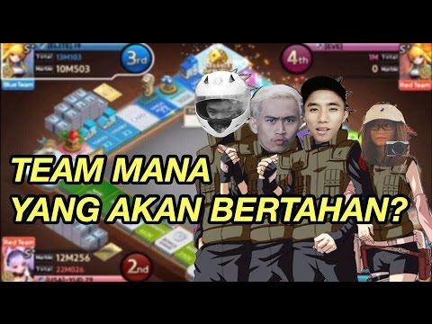 TEAM JUARA? Ft Bang Udi, AkuRoyan, Eve JK - LETS GET RICH IN