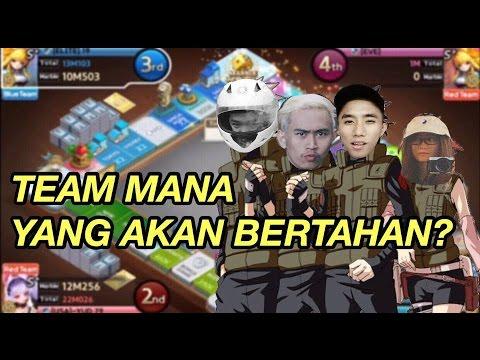 TEAM JUARA? Ft Bang Udi, AkuRoyan, Eve JK - LETS GET RICH INDONESIA
