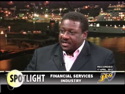 SPOTLIGHT - FINANCIAL SERVICES INDUSTRY - 16 APRIL 2013