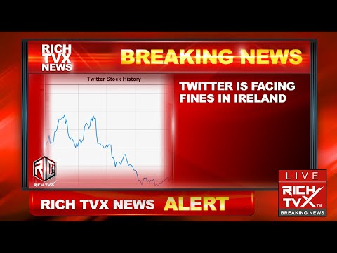 After Rich TVX News Ban – Twitter Is Facing Fines In Ireland – Cursed Jack Dorsey 2.0