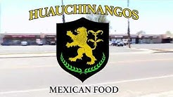 Huauchinangos Mexican Food - Mesa AZ. Julio 2019