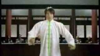 周星馳2003中國大陸廣告-娃哈哈茶飲料-功夫篇