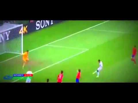 Algérie vs Corée du sud - Hafid Derradji