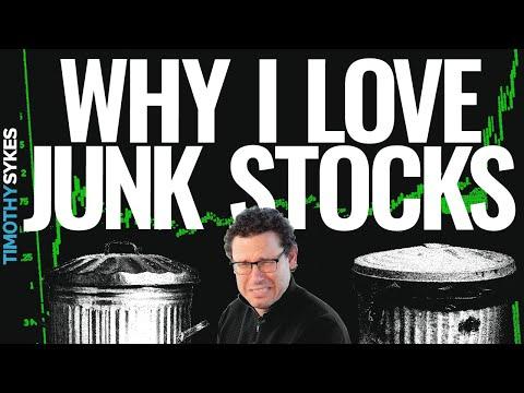 Why I LOVE Junk Stocks