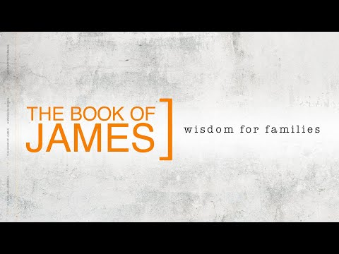 Book Of James Week 3