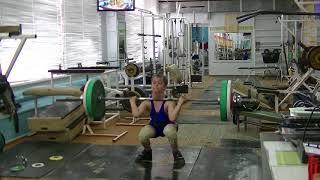 Маклаков Тимур, 13 лет, вк 50 Толчок 60 кг