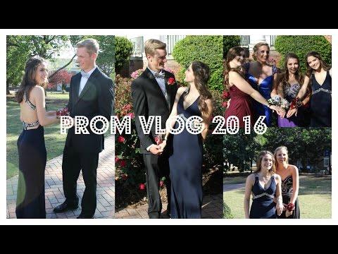 Prom Vlog 2016