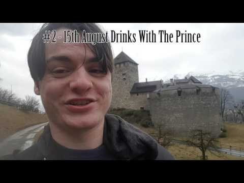 7 Interesting Things About Liechtenstein (Vaduz)