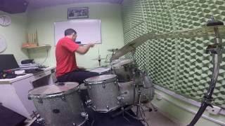 7th Ave. South -  Drum Cover - Narcizo Farias