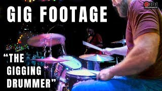Another day at the office | Gigging Drummer 20