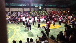 DWCL MARCHING FALCONS DRUMLINE