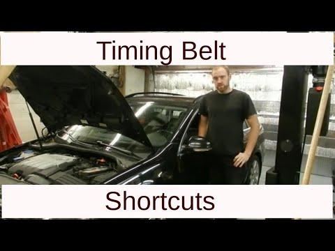 2012 VW Jetta sportwagen TDI timing belt