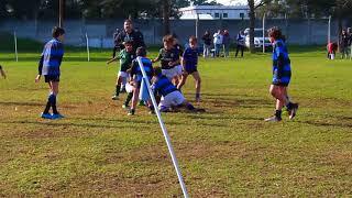 1- Rugby Club Universitario Rosario M11 - Encuentro en Duendes 09/06/2018