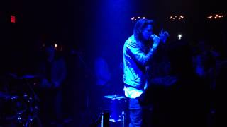 Calle Lehman - Don't You Worry Child Live Cover (Sayers Club 2.28.13)