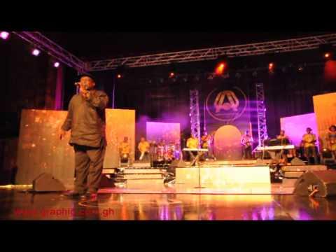Kofi Adjorlolo sings Moses