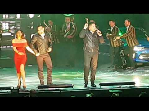 Me Gusta su Vieja - Banda MS en el Auditorio Nacional 1/ Julio/ 17