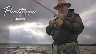 Mouche Ligne De Pêche PLATEAU 2020 Stock * Ahrex Flexi Strip-teaseuse 150 cm