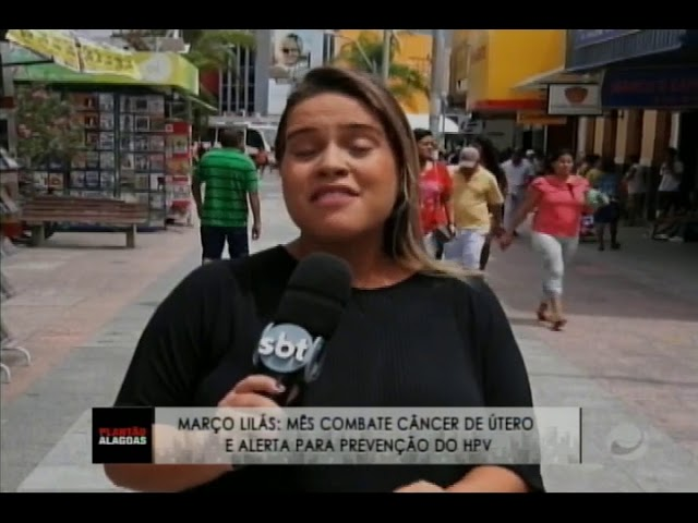 Plantão Alagoas (12/03/2019) - Parte 3