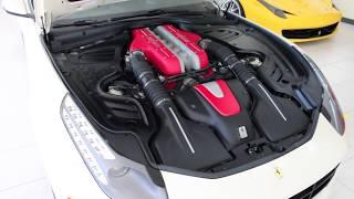 1 of 1 Ian Poulter's CUSTOM Ferrari FF + a F50 1080p details