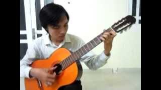 Học Đàn Guitar Classic - Học Đàn Intro Romance Guitar Classic