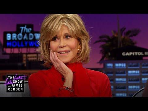 Robert Redford Slipped Jane Fonda the Tongue