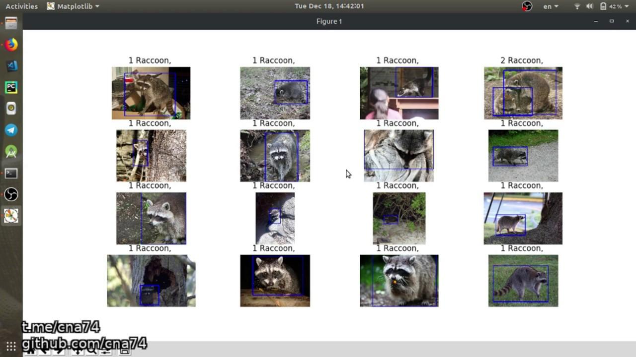 Tensorflow object detection tutorial part 1 - using Basilia to gather data