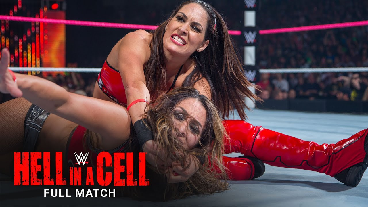 Download FULL MATCH - Brie Bella vs. Nikki Bella: WWE Hell in a Cell 2014