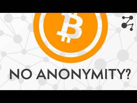 Is Bitcoin an Anonymous Currency?   Blockchain Central