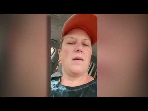 RAW: Carmel woman drives to police station during road rage incident