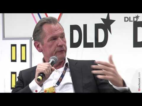 The Future Of Publishing Houses (M. Döpfner & P.-B. Kallen & D. Wichmann) | DLD17