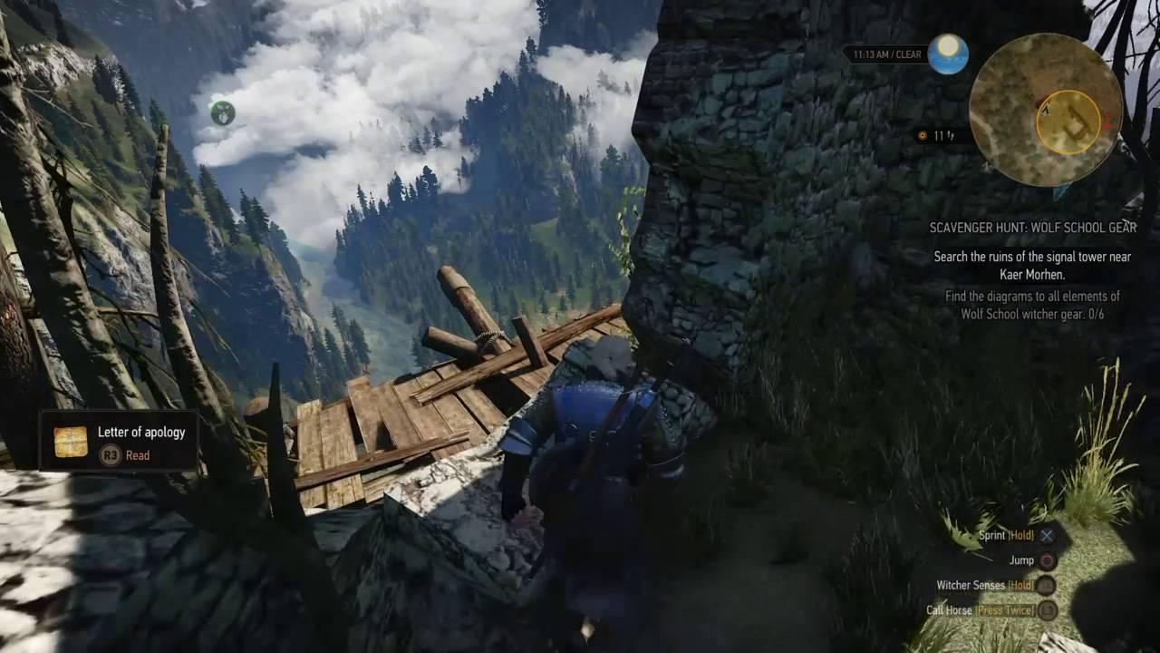 The Witcher 3: Wild Hunt Infinite Money Glitch   YouTube