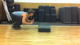 Aaron Fors Stunt Reel 2011