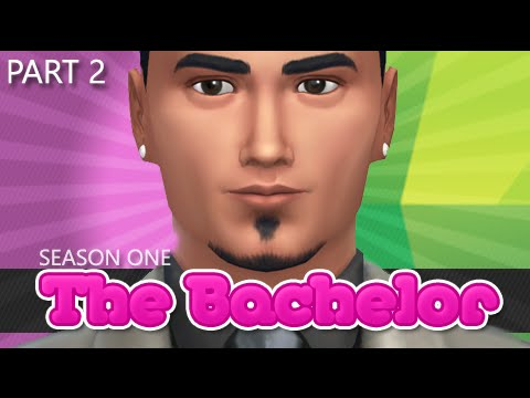 The Sims 4 |The Bachelor Challenge | Part 2 - Jealousy In The AIR!