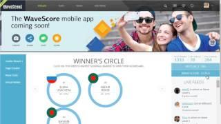 #WaveScore Перешагни финансовый порог AMP и получи денежное вознаграждение