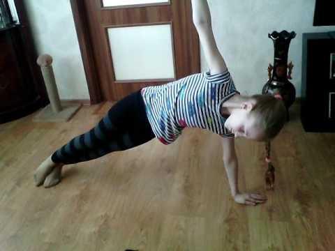 Йога челлендж с животными часть 2 // YOGA CHALLENGE