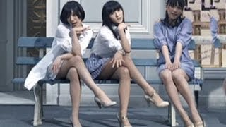 Do the hustle This dancing group is Perfume who is one of the most ...