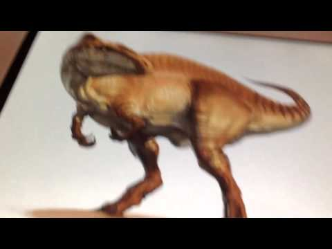 Theropod sounds volume 1