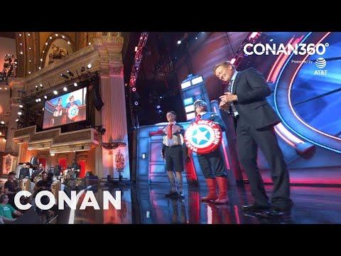 CONAN360°: Captain Make America Great Again Jr.