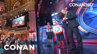 CONAN360°: Captain Make America Great Again Jr.