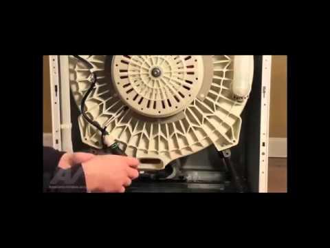 Стиральная машина не нагревает воду - замена тэна