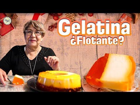 GELATINA FLOTANTINA (rellena de PHILADELPHIA y LECHERA)