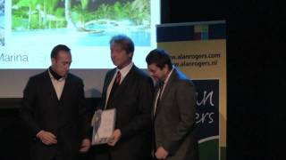 The 4 Seasons Award - Alan Rogers Campsite Awards 2009