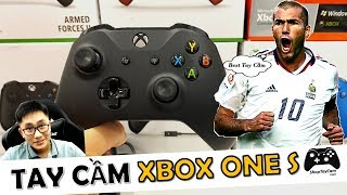FIFA ONLINE 4: I Love Review Mở Hộp Tay Cầm Xbox One S Chính Hãng & Hướng Dẫn Kết Nối Cài Đặt FO4
