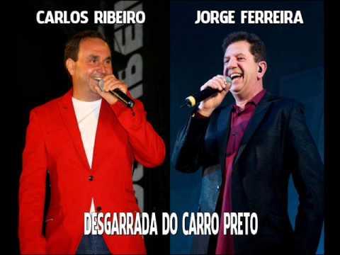 JORGE FERREIRA E CARLOS RIBEIRO DESGARRADA DO CARRO PRETO