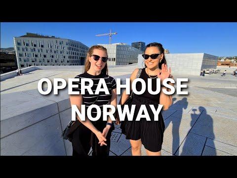 Opera House | Oslo | Norway | Amazing World | By Shahrukh Sohail |
