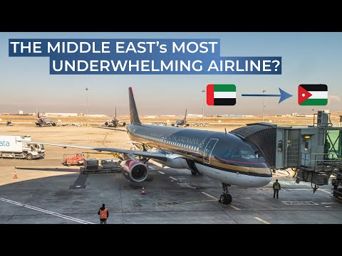 TRIPREPORT | Royal Jordanian (ECONOMY) | Dubai - Amman | Air
