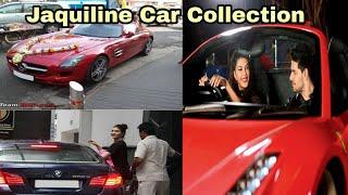 Bollywood Superstar Film Actress Jacqueline Fernandez - Car Collection